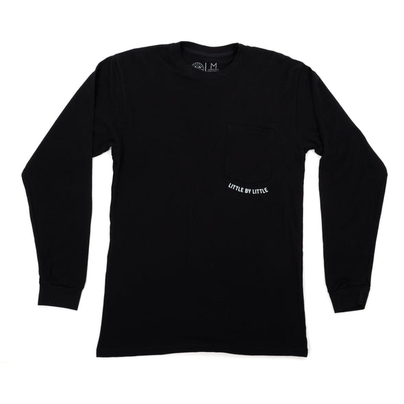 Men's Little by Little Pocket LS