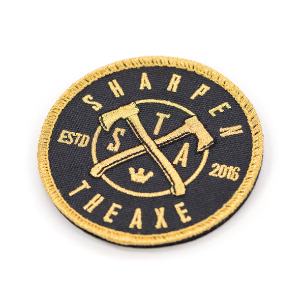 STA Gold Circle Patch