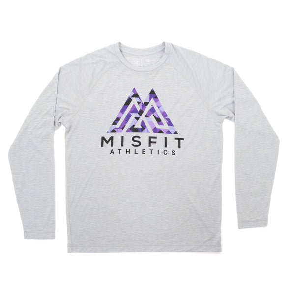 Misfit Mark Hover Long Sleeve Tee