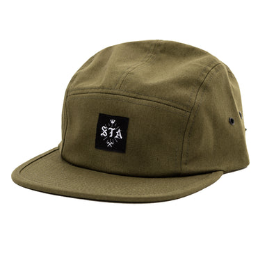 Swing Tag Camp Hat