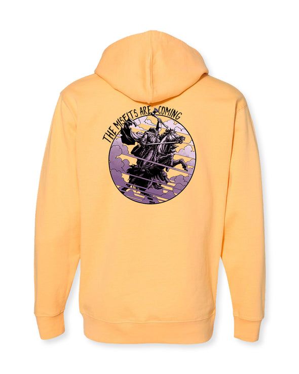 The Misfits Are Coming Hoodie