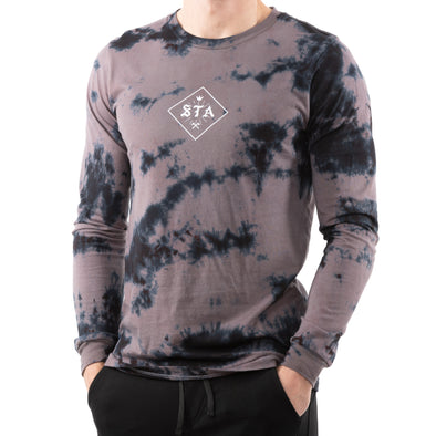 Swing Tag Tie Dye Long Sleeve