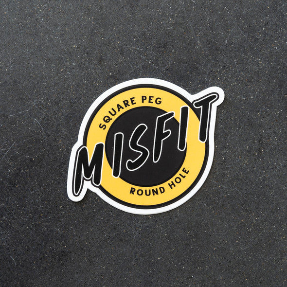 Misfit Originals Sticker