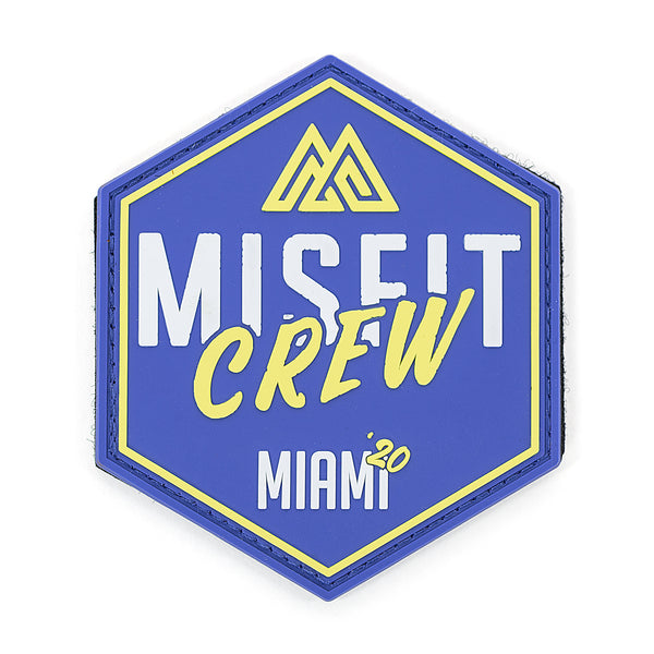 MISFIT CREW Rubber Patch