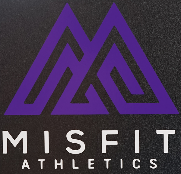 Misfit Athletics Vinyl Decal