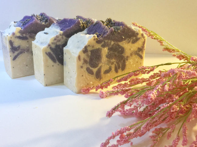 Lavender & Vanilla Spa Bar