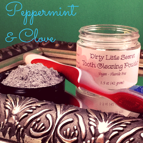 Dirty Little Secret - Tooth Powder (1.5 ounces)