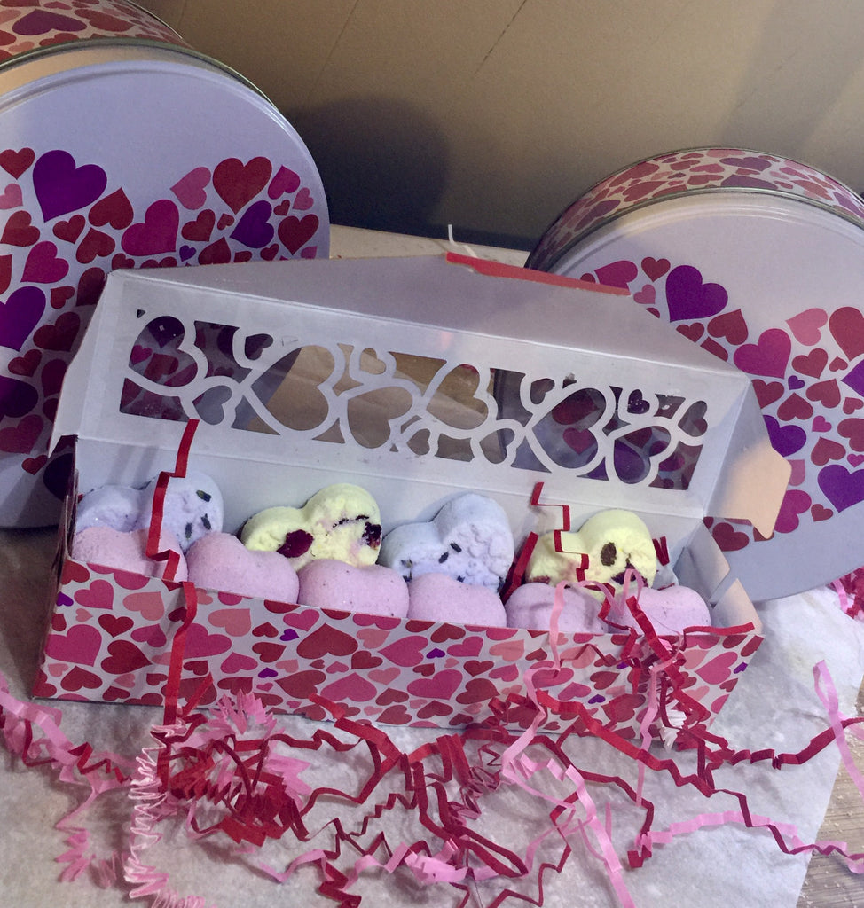 All My Heart Tart Bath Fizzy Gift Box SOLD OUT!