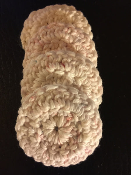 100% Cotton Soap Saver (Crocheted)
