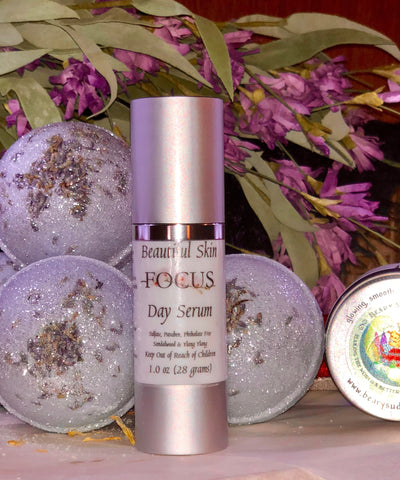 FOCUS - Face Nourishing Day Serum (Frankincense & Myrrh)