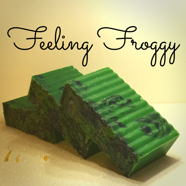 Feeling Froggy?