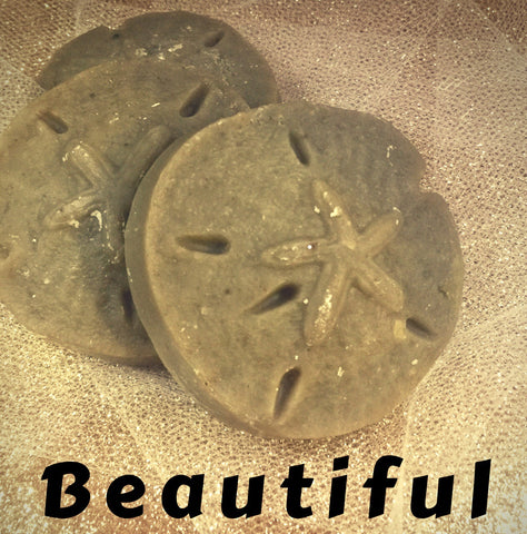 Beautiful - Clarifying Shampoo Bar (w/activated charcoal) (2.5 ounces)