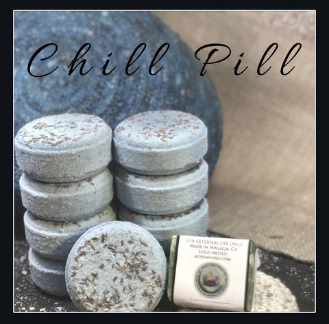 Calm Waters, Chill Pill Bath Soak (6.35 oz)