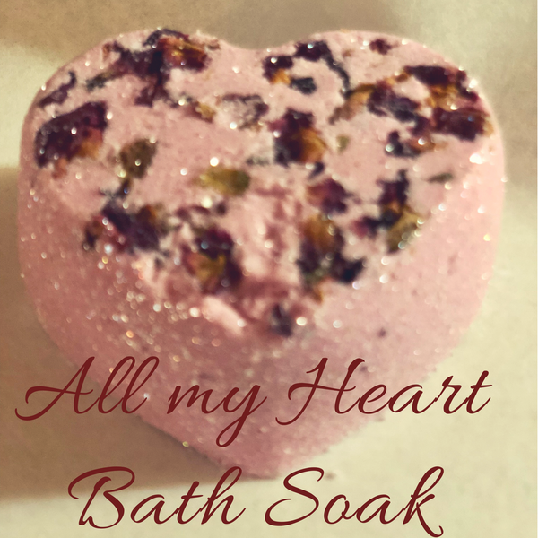 All My Heart Bath Fizzy SOLD OUT!