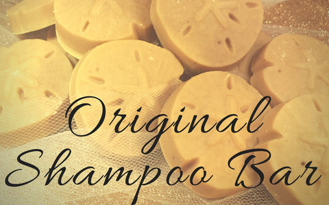 Original - Clarifying Shampoo Bar (2.25 ounces)
