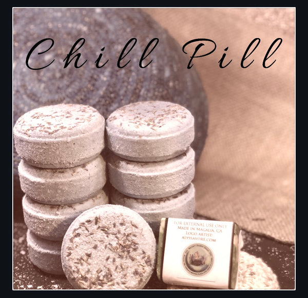 Chill Pill Bath Soak (6.35 oz), Buy 5 get 6th FREE!
