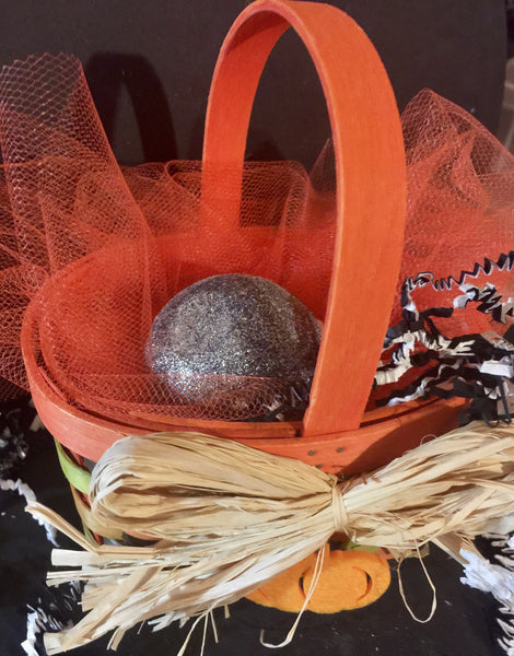 Freaky Frights Halloween Gift Basket (Featuring Black as Your Soul)