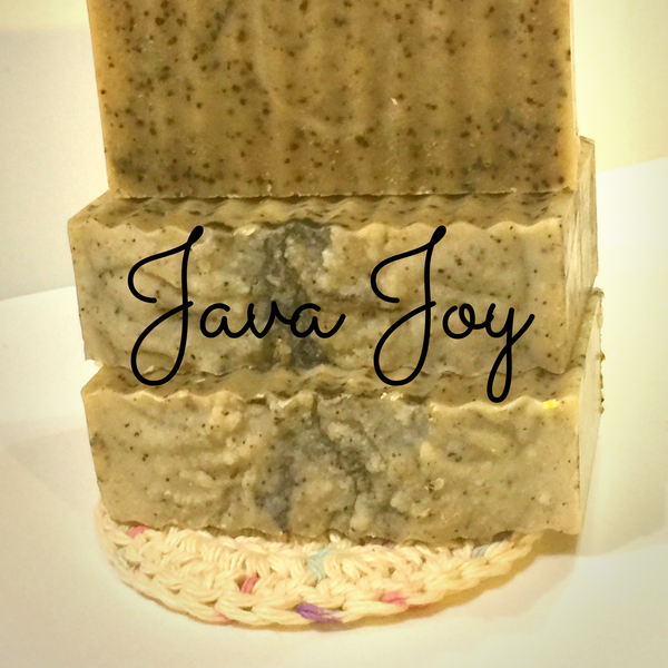 Java Joy Exfoliating coffee Bar