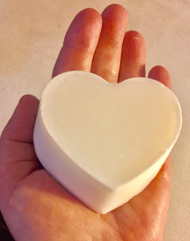 Coco-Castile Sweetheart Soap