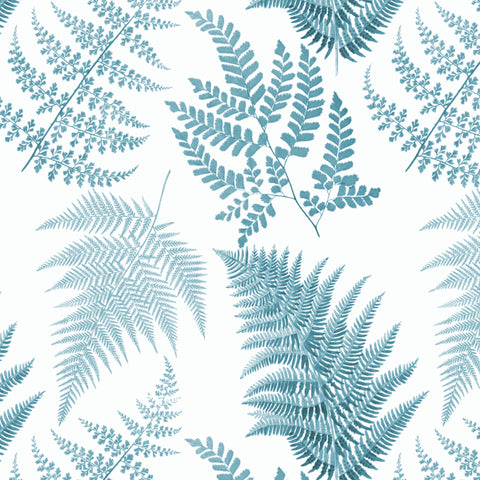 Fernery - Teal
