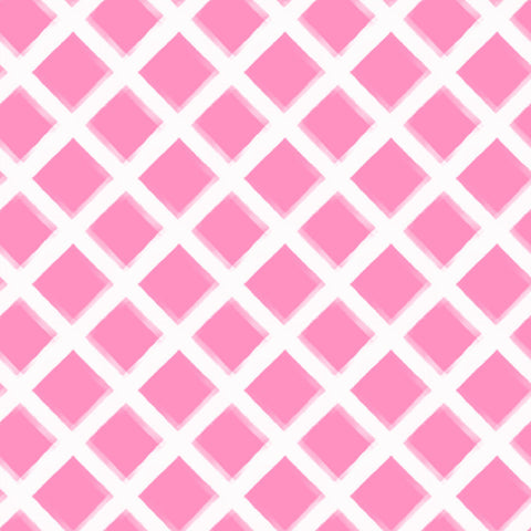 Lattice - Candy Pink