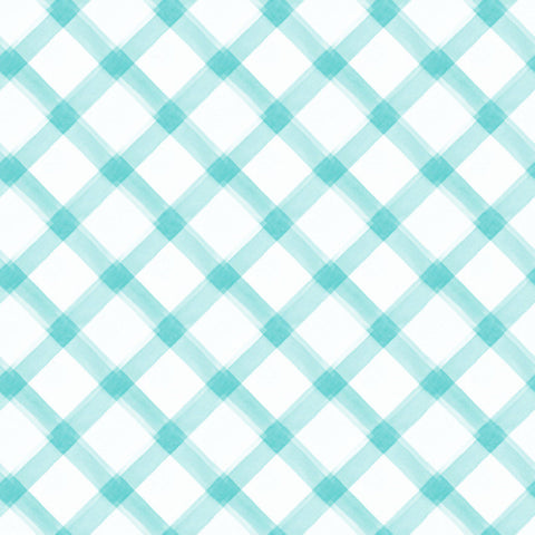 Lattice - Turquoise