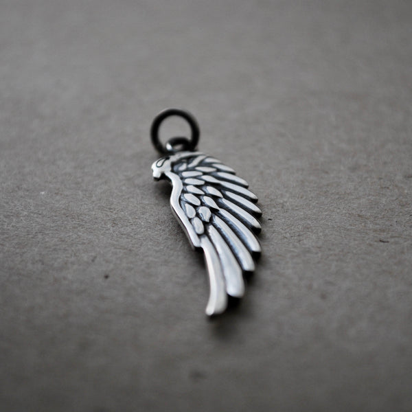 Timeless Magic - Angel Wing Pendant