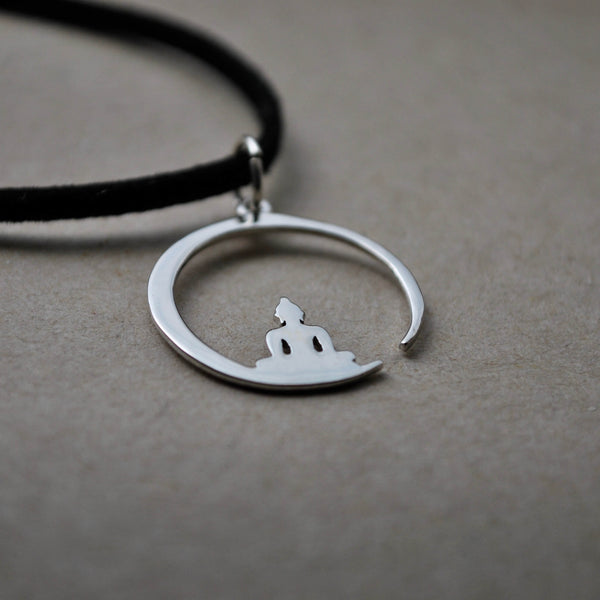 Moksha Collection - Buddha Pendant