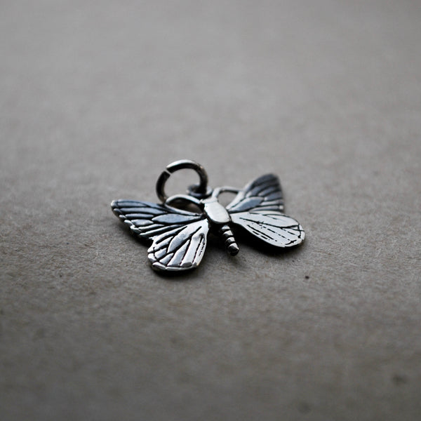 Timeless Magic: Butterfly Charm