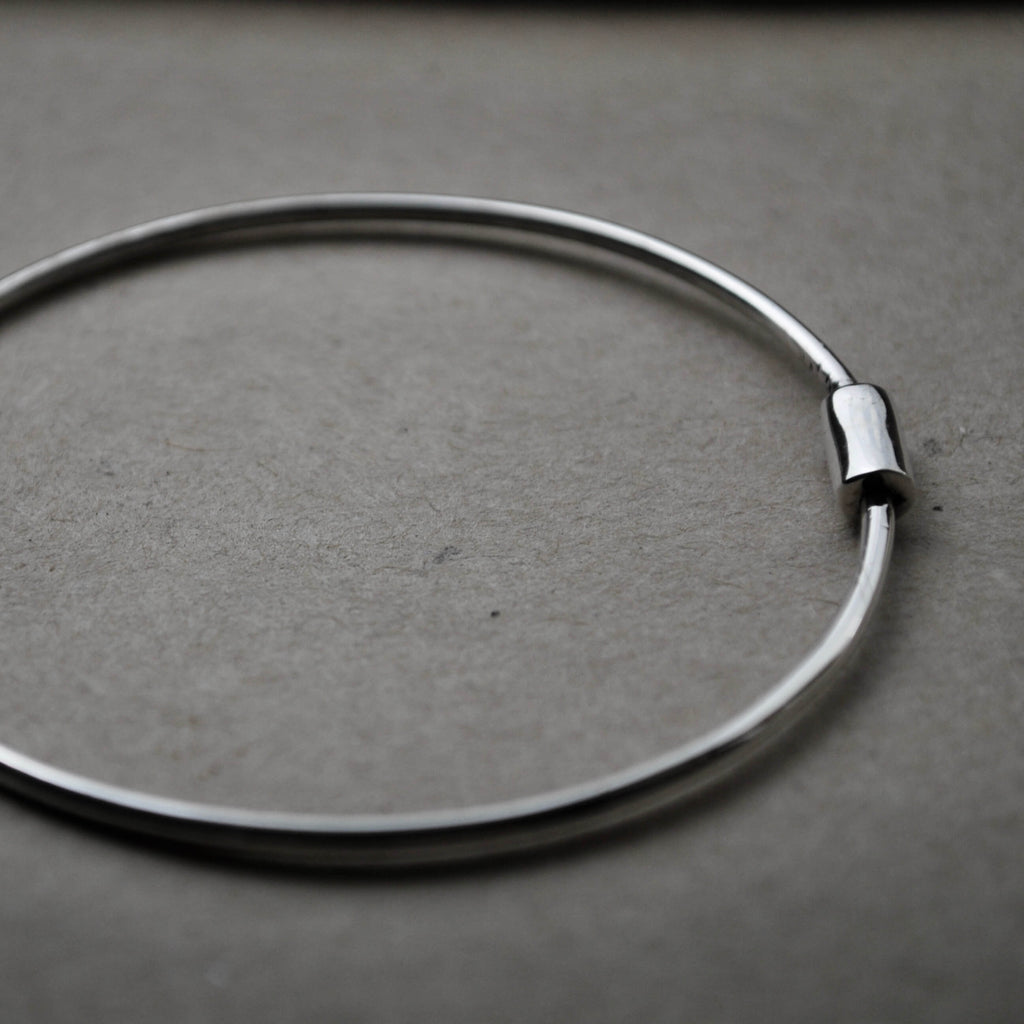 Basics: Closed Charm Bangle