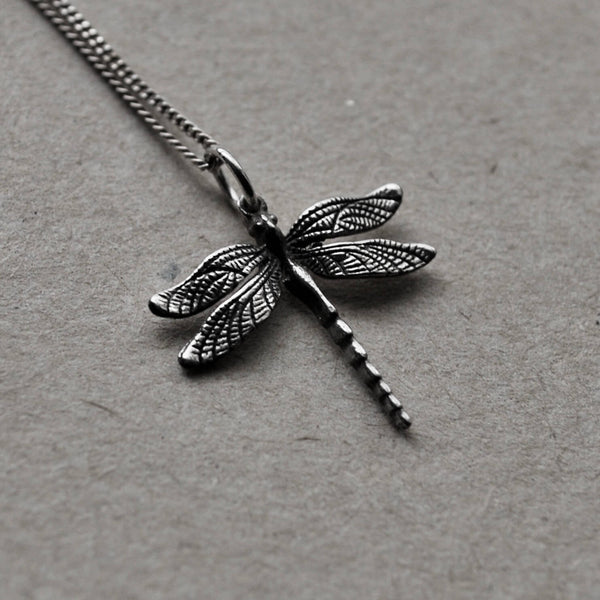 Timeless Magic - Dragonfly Charm