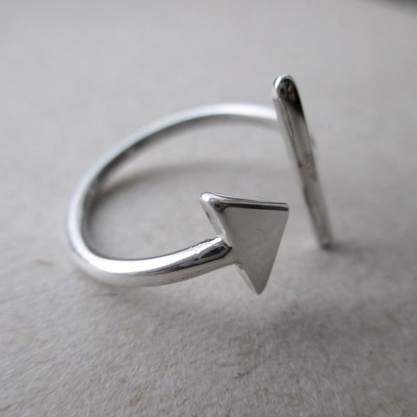 Winged Soles Collection: Finish Line Ring