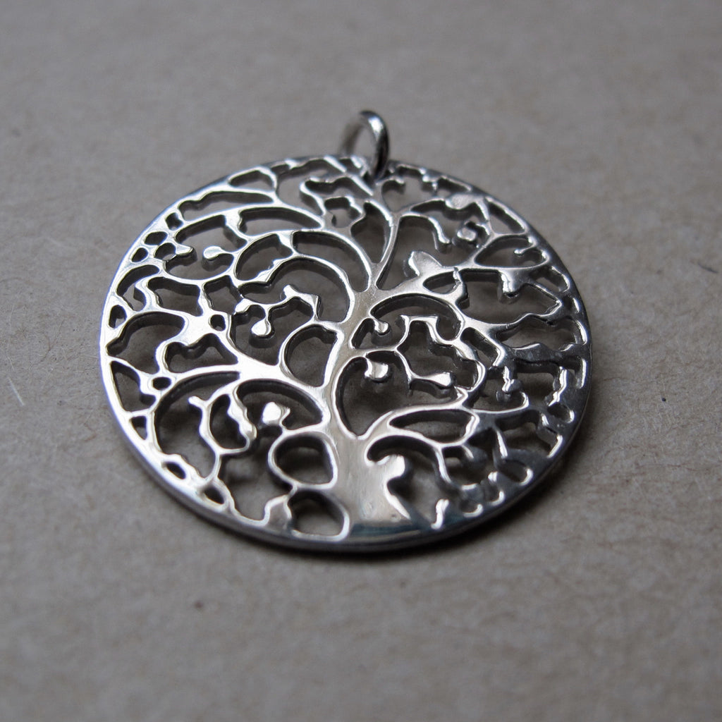 Moksha Collection: Tree of Life Pendant 2