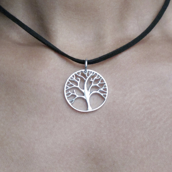Moksha Collection: Tree of Life Pendant