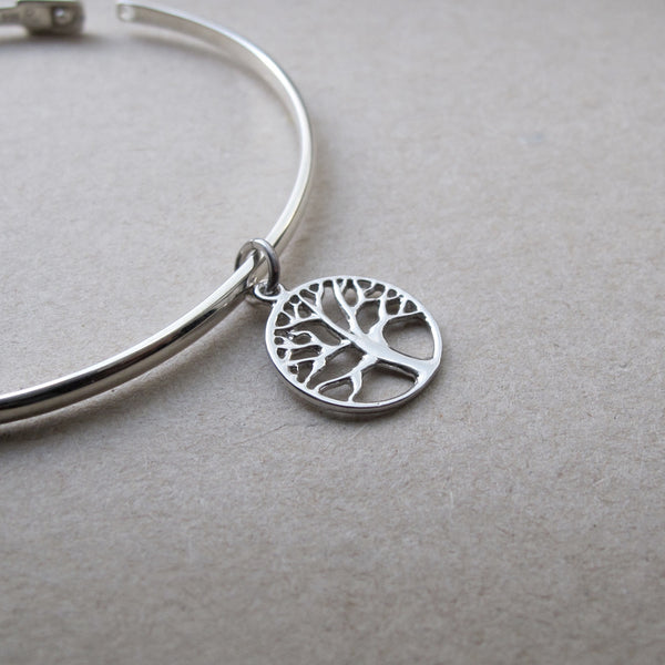 Moksha Collection: Tree of Life Charm