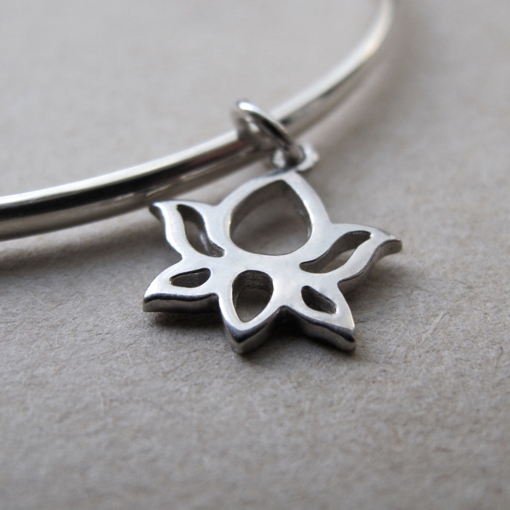 Moksha Collection: Lotus Charm