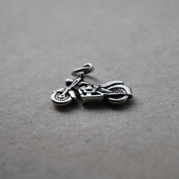 Game On: Motor Bike Charm