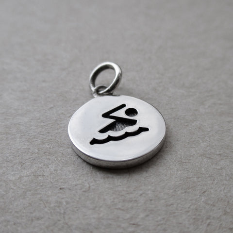 I-Tri Collection: Swimmers charm