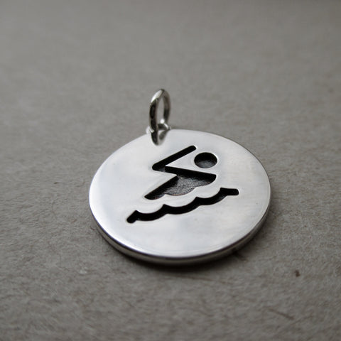 I-Tri Collection: Swimmers Pendant