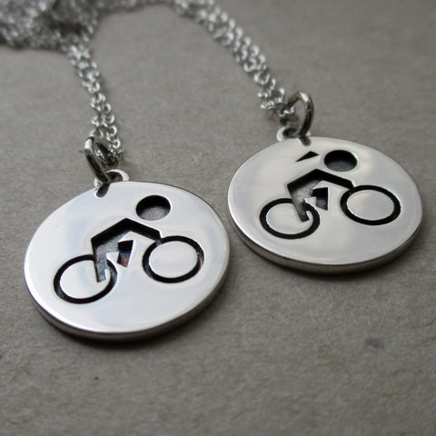 I-Tri Collection: Cycling Pendant