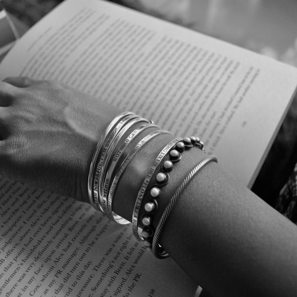 Empower Collection: The Shakti Empower Bangle (Small)