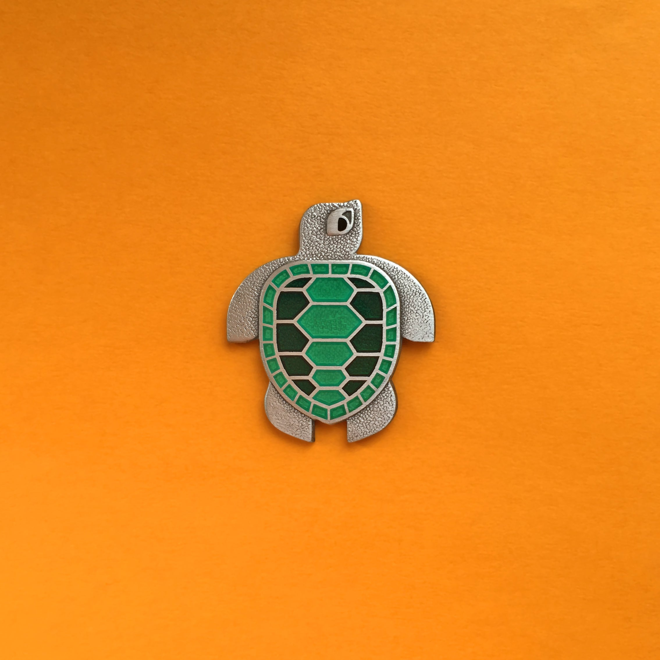 Caretta Pin