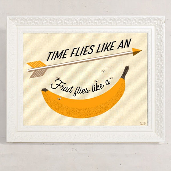 Time Flies, Fruit Flies