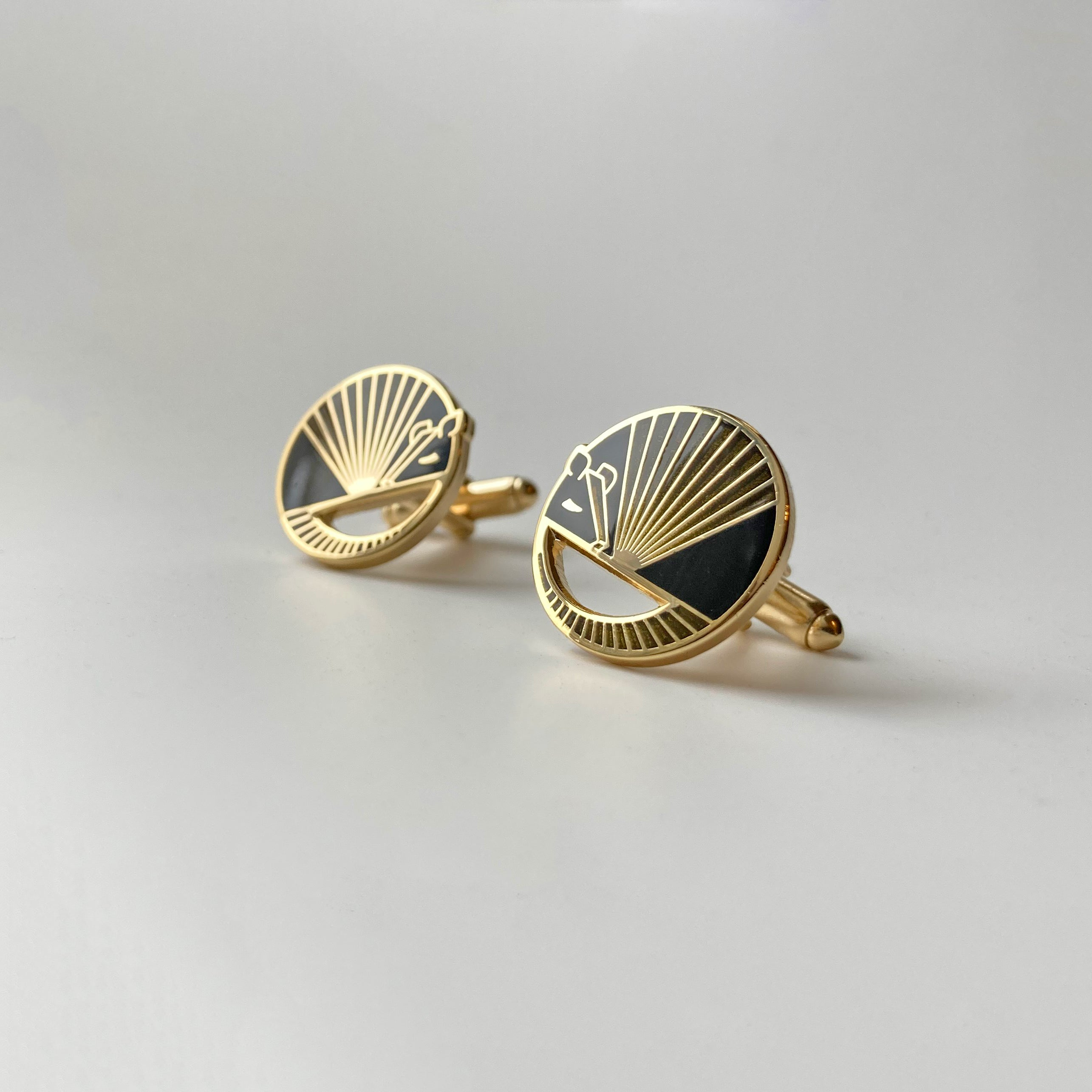 Karmadillo Cufflinks