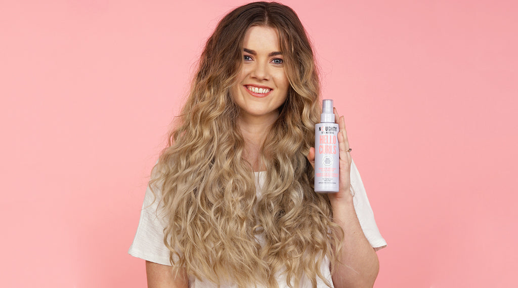 Get The Look: Beachy Waves for days