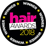 Winner Hair Award 2018