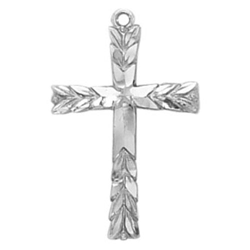 Creed Faceted Cross