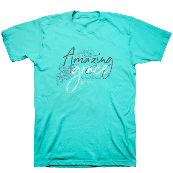 Grace Drawings Women's Christian T-shirt