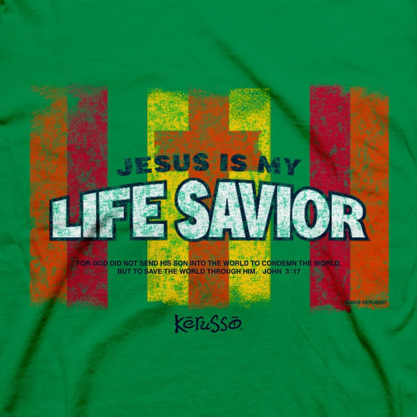 Life Savior Women's Christian T-shirt