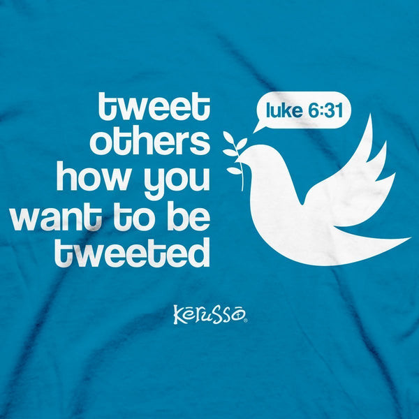 Tweet Others - Luke 6:31 - Women's Christian T-shirt